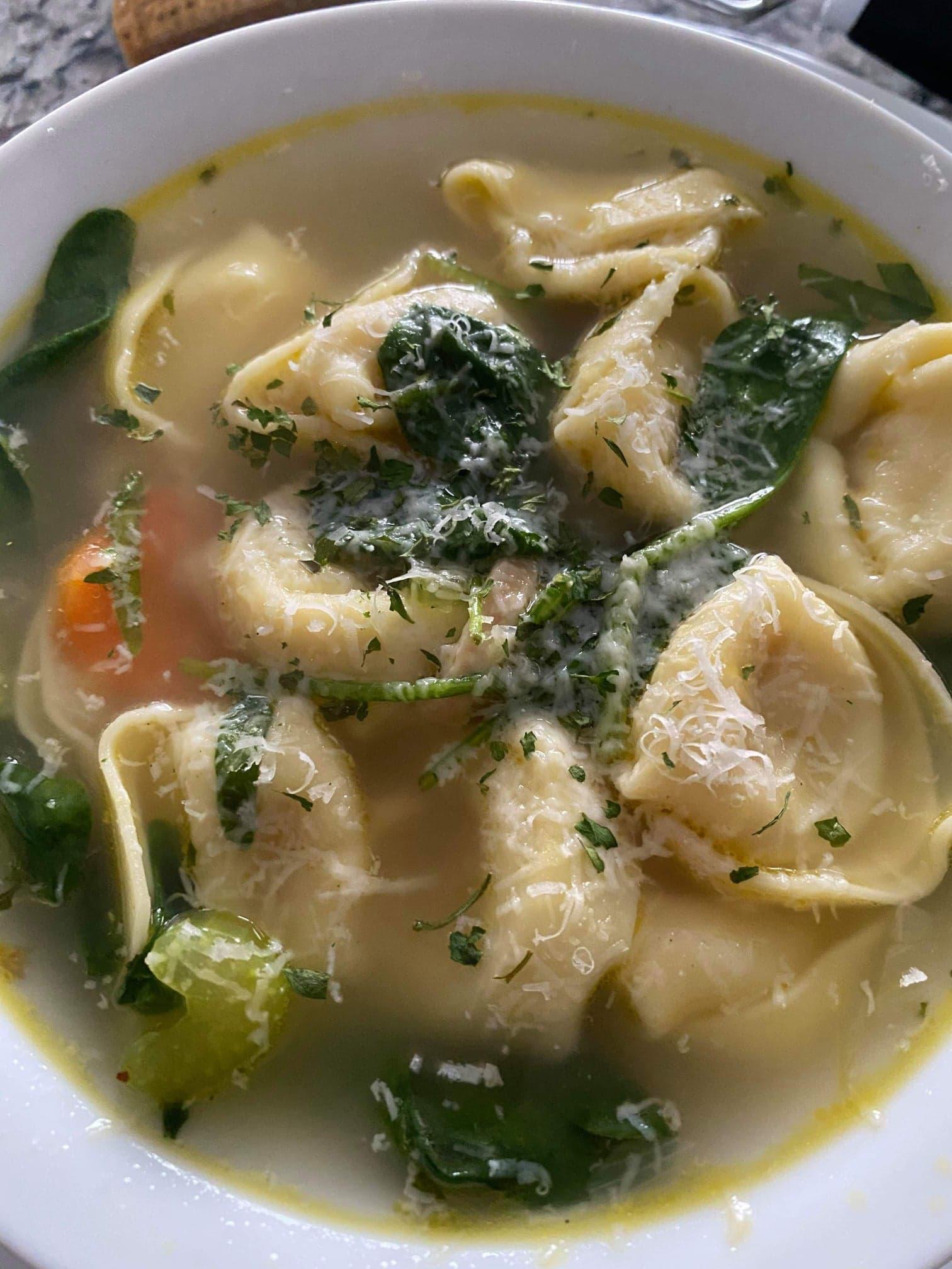 Italian soup recipes