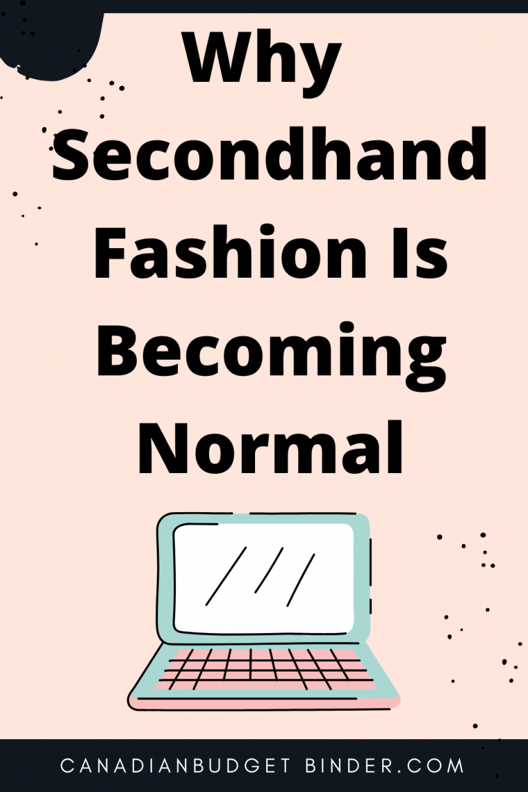 Why Secondhand Fashion Is Becoming Normal
