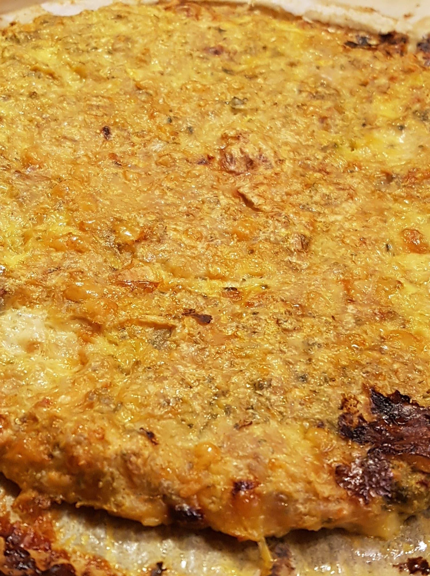 chicken crust