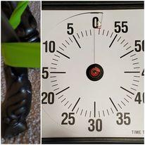 SPD ADHD clock