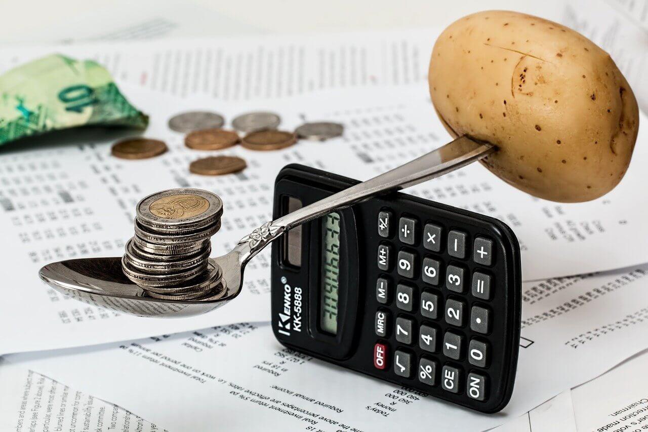 lockdown budgeting to balance money