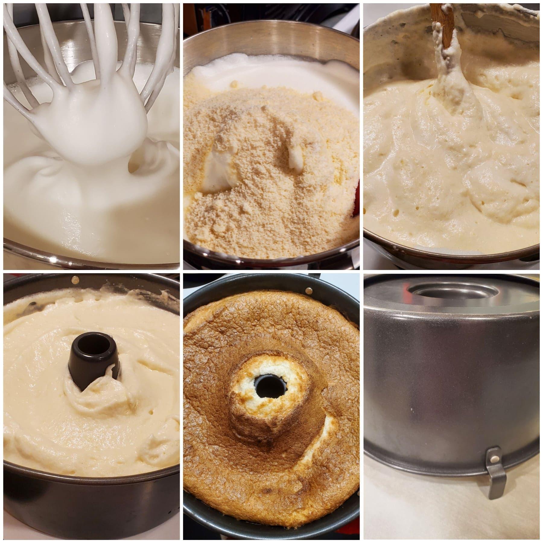 how to make keto angel food cake
