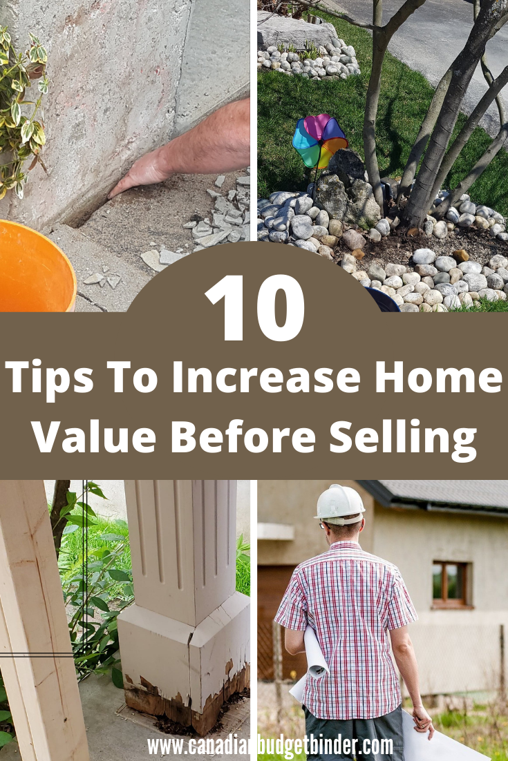 10 Tips To Increase Home Value Before Selling