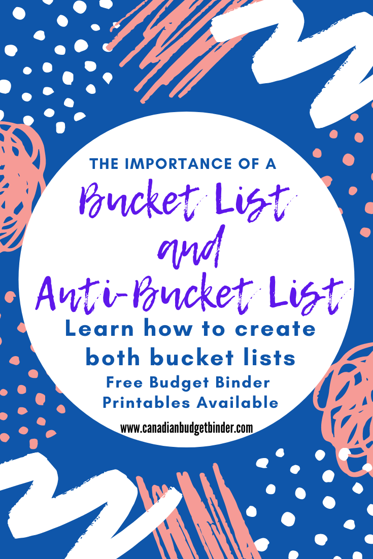 How We Created An Anti Bucket list: February 2021 Budget