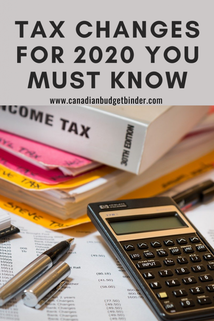 Income tax 2020 for Canadians and what they need to know before filing their tax return.