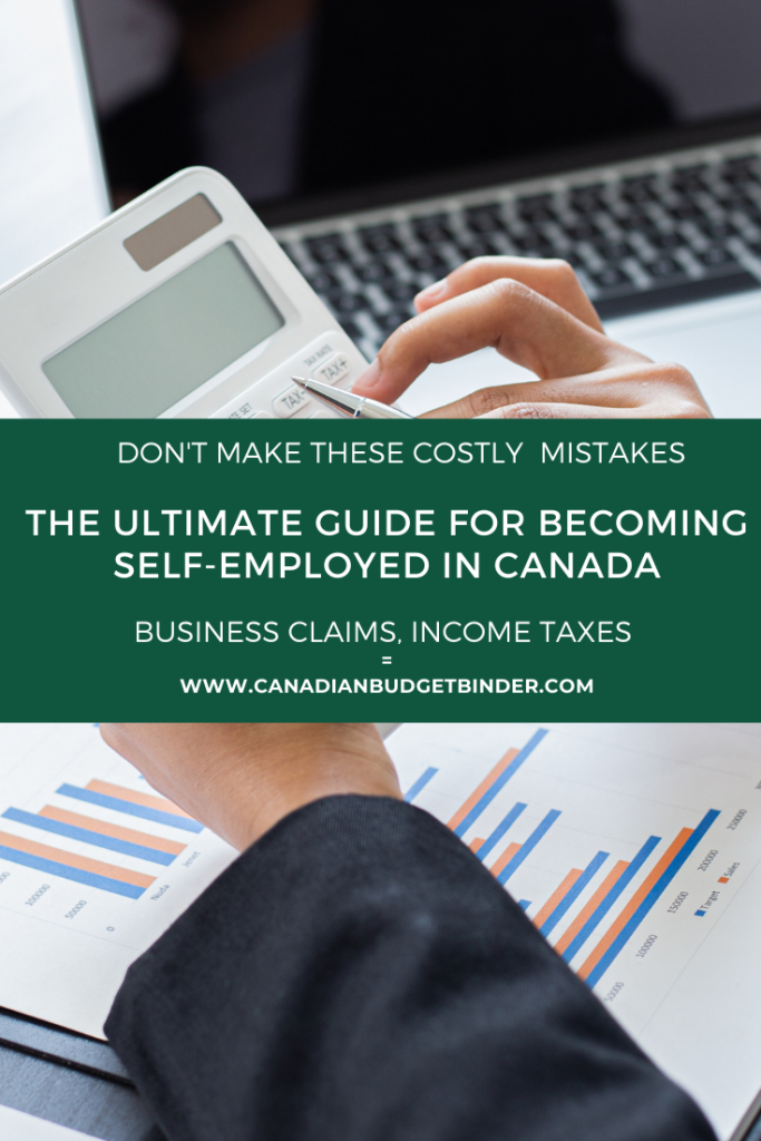 The Ultimate Guide For Business Owners in Canada. What you need to know when including costly mistakes people make on their income tax returns.