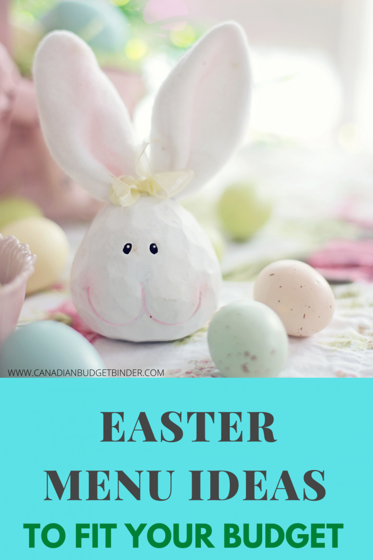 Easter Menu Ideas To Fit Your Budget