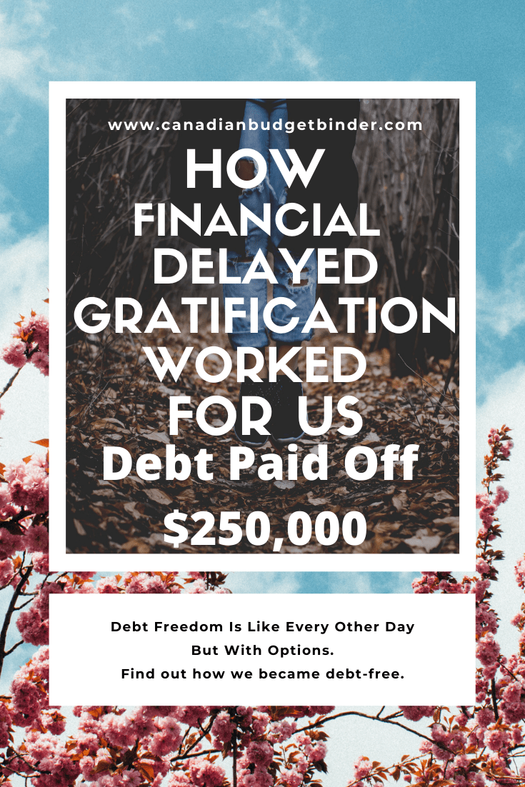 Financial Delayed Gratification