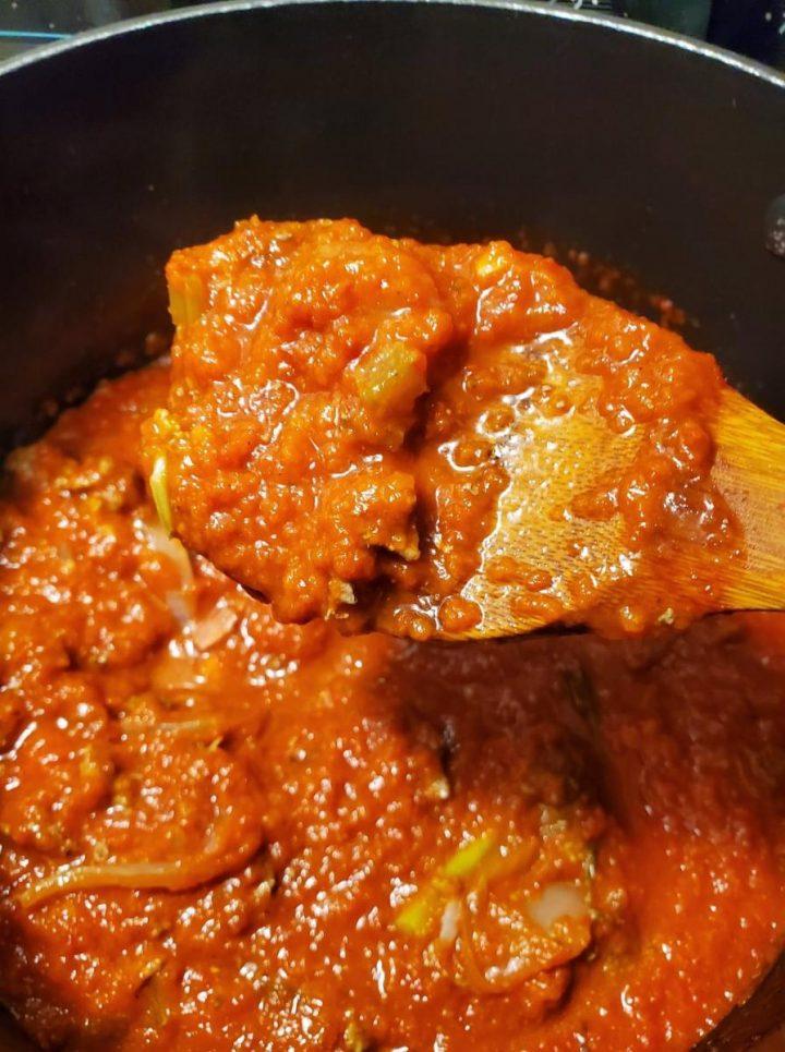 Meat Sauce  Simple Italian Bolognese Sauce