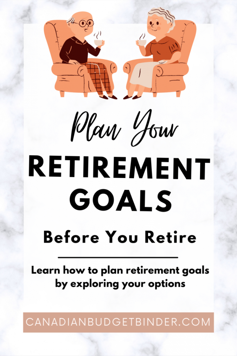 Retirement Goals To Consider Before You Retire: April Net Worth 2021