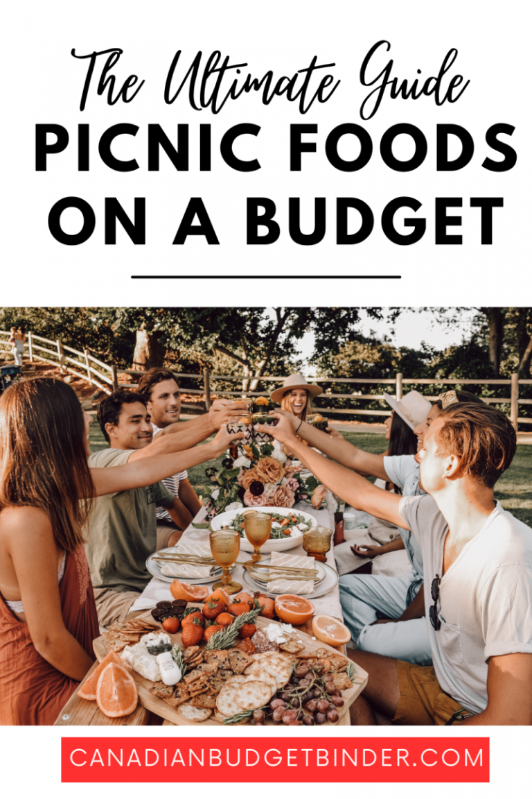 The Ultimate Guide Picnic Foods On A Budget