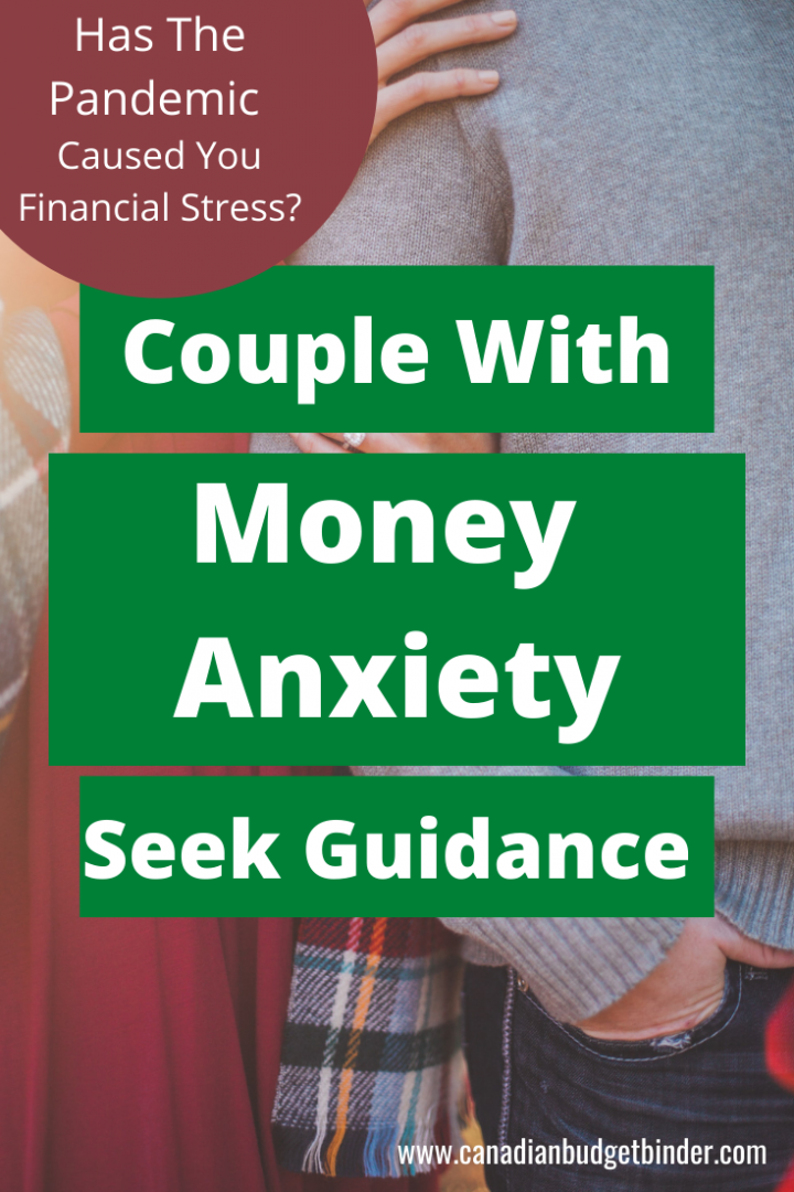 Has The Pandemic Caused You Money Anxiety? Tips To Help Get You Out Of A Financial rut.