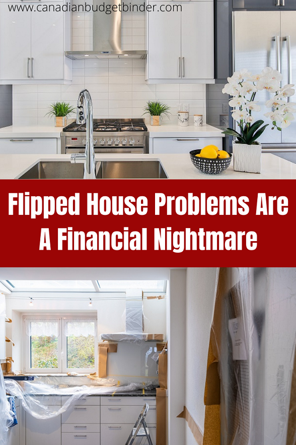Flipped House Problems Are A Financial Nightmare