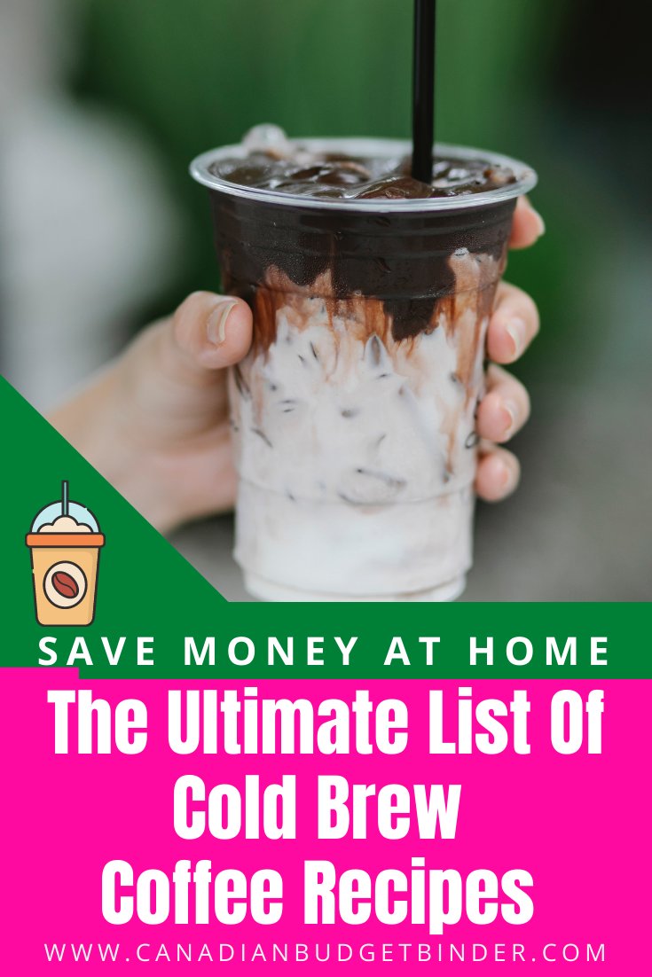 The Ultimate List Of Cold Brew Coffee Recipes: The Saturday Weekend Review #328