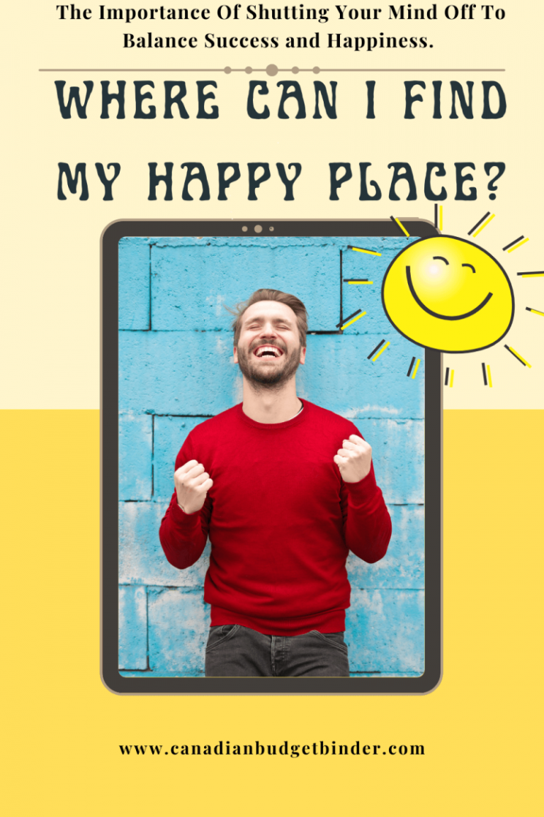 Where Can I Find My Happy Place?