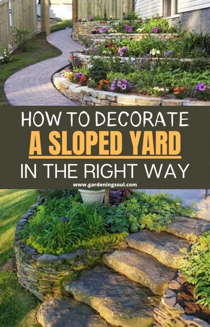 How To Fix a Sloped Yard