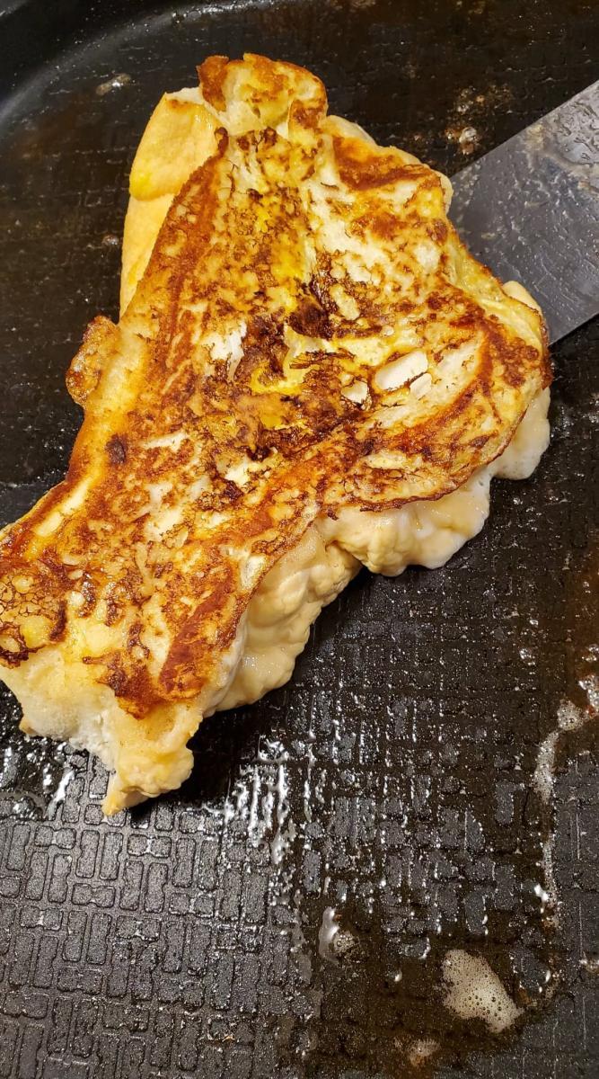 Keto Power Bread French Toast