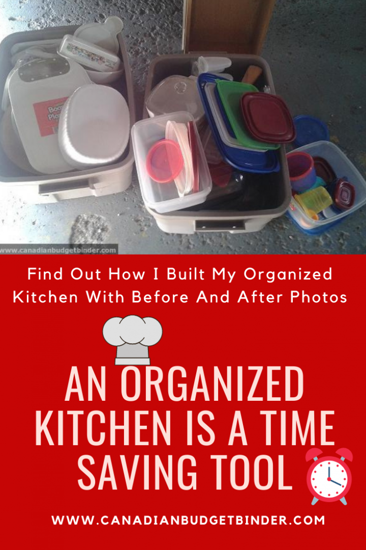 How to Save Money And Time With An Organized Kitchen