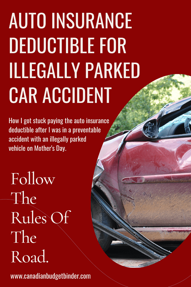 Auto Insurance Deductible For A Preventable Accident: The Saturday Weekend Review #331