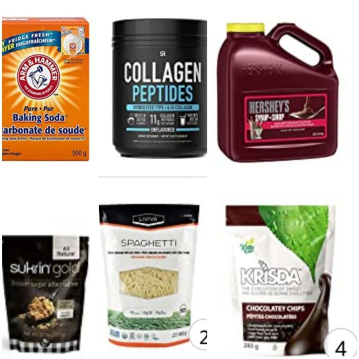 Amazon Canada Grocery Items We Buy To Save Money