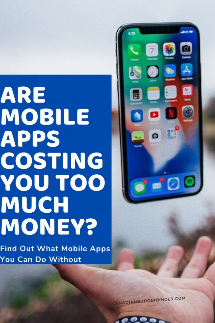 Mobile Apps are convenient but can become a simple way to shop when you're bored or don't need anything but are persuaded that you do. With the click of a finger, you can buy what you don't need causing debt or extra expenses you could do without.