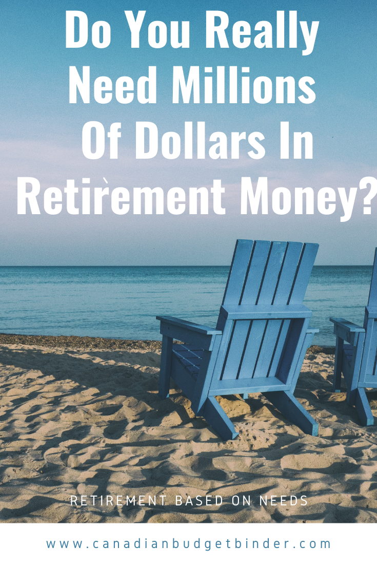 Do You Really Need Millions In Retirement Money?