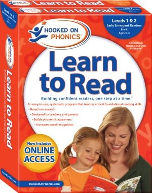 Learn To Read Hooked On Phonics Canada