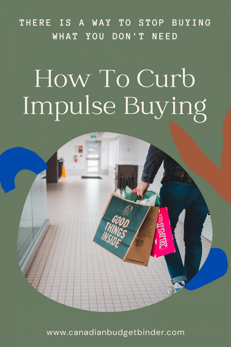 How We Curb Our Impulse Buying: The Saturday Weekend Review #333