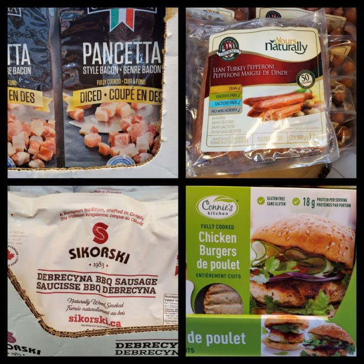 Keto Costco Canada Meat Products