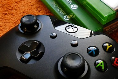 game controller for video gaming