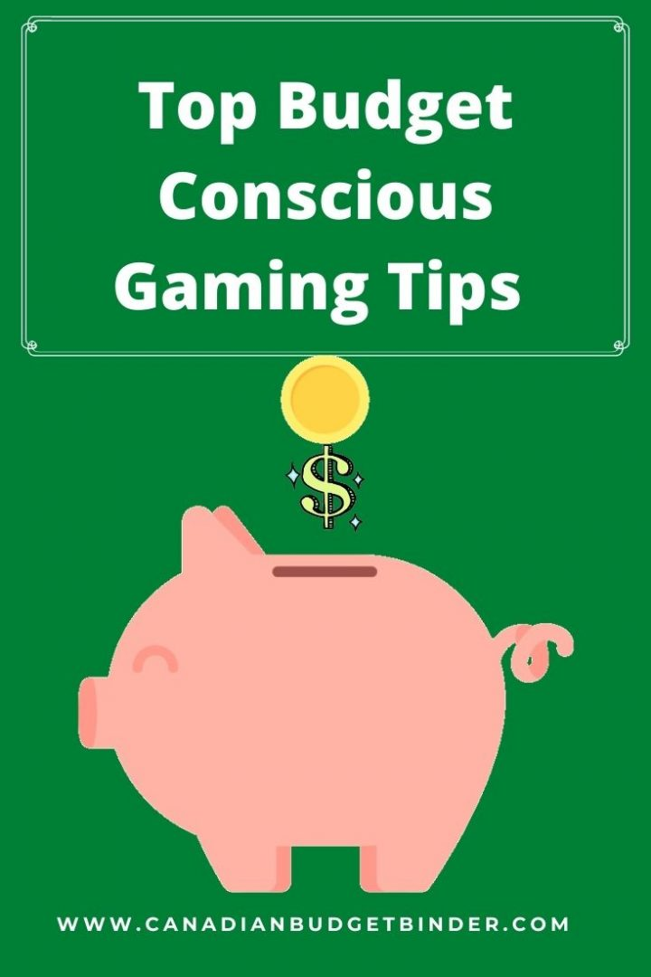 Budget Conscious Gaming Tips from video games, video game consoles to online slots.