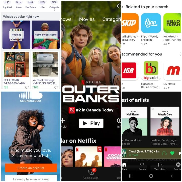 Mobile apps persuade consumers to spend money even the free apps.