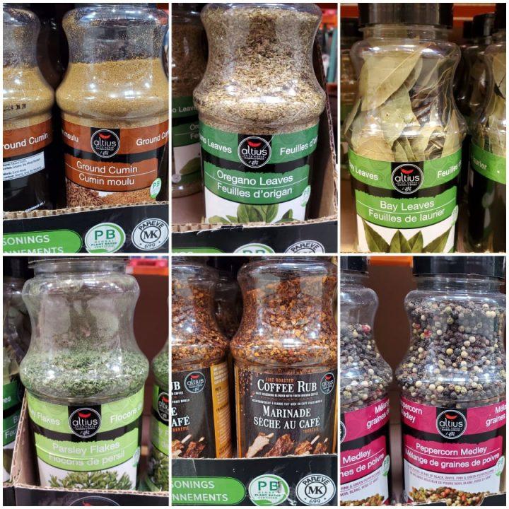 Keto Canada Costco Spices