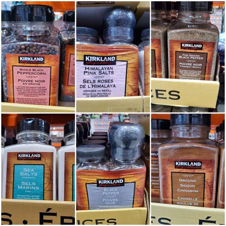 Keto Costco Canada Spices