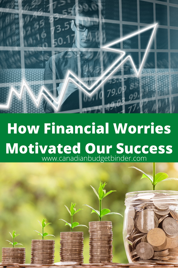 How Financial Worries Motivated Our Success